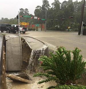 Filling the Void: Sinkhole Repair Following Hurricane Harvey
