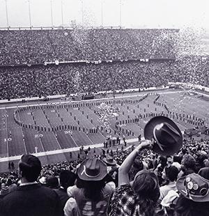 1974 Super Bowl VIII, Houston's 1st