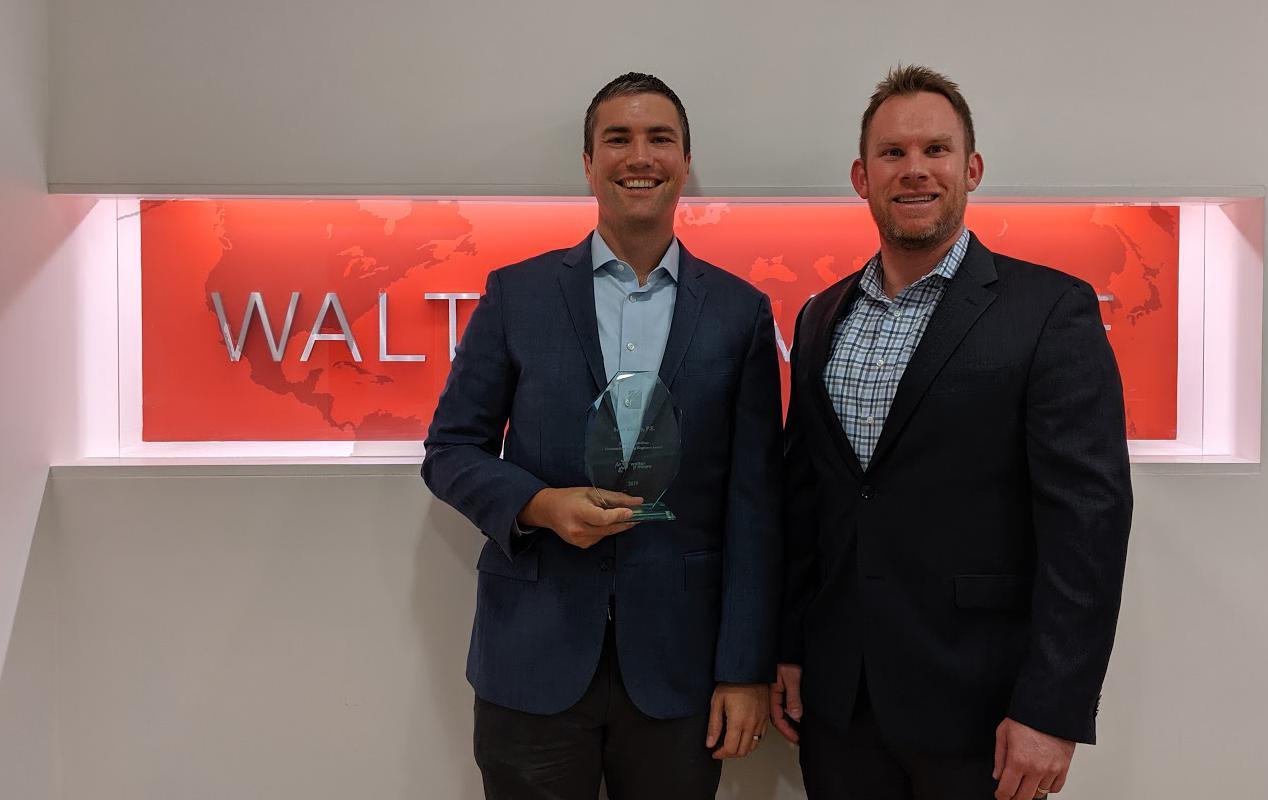 Scott Kinney Matt Nebel Walter P Moore Horvilleur Award