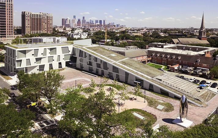 Museum of Fine Arts Houston Glassell School of Art