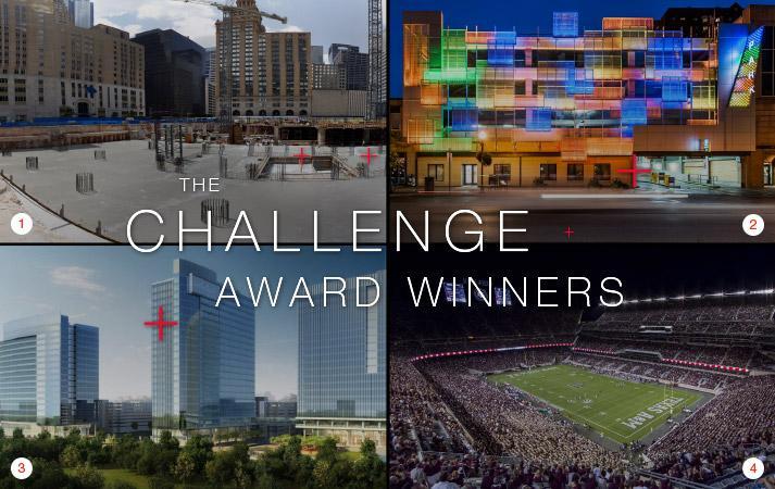WPM Challenge Award Winners