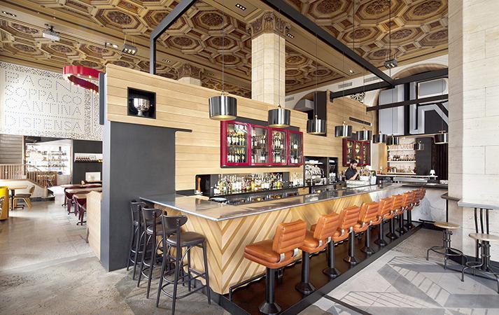 Terroni dtla wins two restaurant design awards walter p