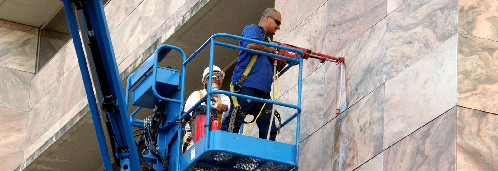 Façade Assessment, Repair and Recladding
