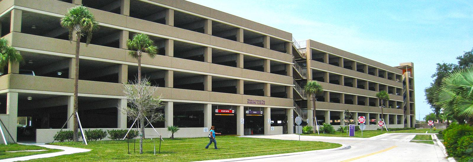 Parking Assessment and Repairs