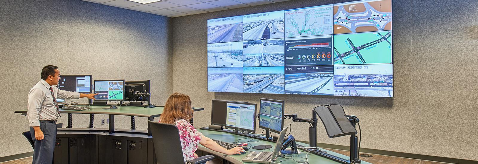 City of El Paso Traffic Management Center Relocation