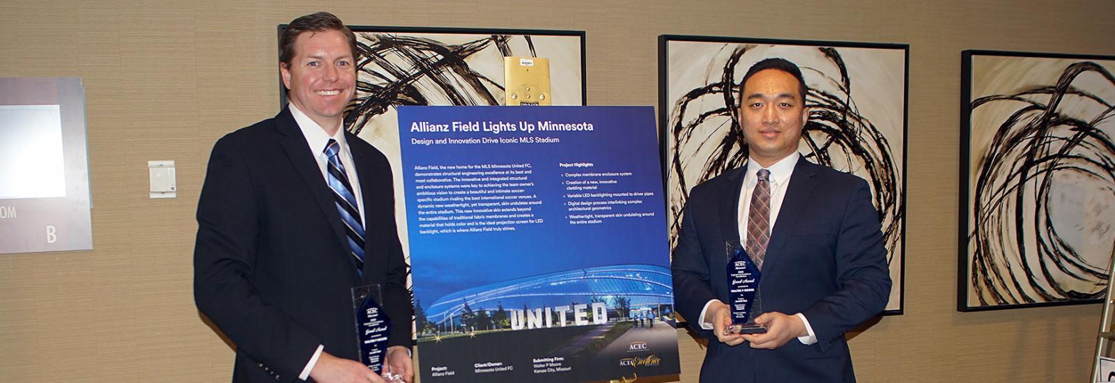 ACEC 2020 Engineering Excellence Award Winners