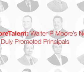 Walter P Moore Principals 2015