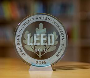 LEED Gold Award