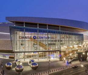 Chase Center Walter P Moore