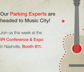 Our Parking Experts are headed to Music City!