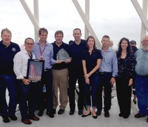 Circuit of the Americas - IDEAS2 Merit Award team