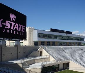 Kansas State University Vanier Football Complex