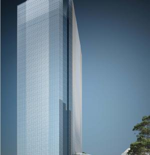 BHP Billiton Tower Exterior