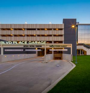 BLVD Place Garage