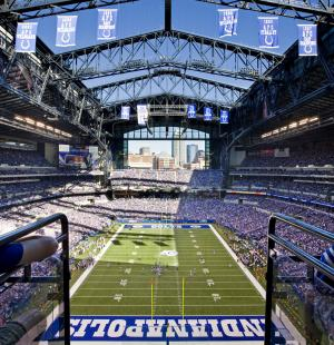 Lucas Oil Stadium