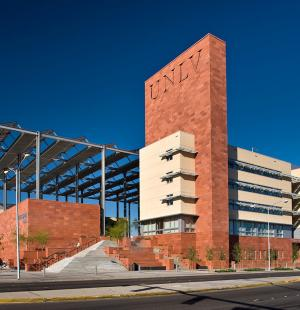 UNLV Greenspun Hall