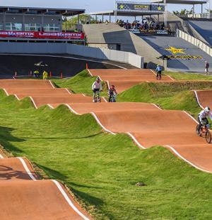 Rockstar Energy Bike Park Walter P Moore