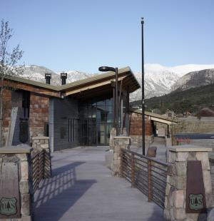 Spring Mountains Visitor Gateway complex