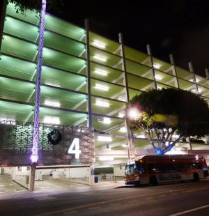 City of Santa Monica  Parking Structure Assessment