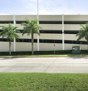 Albrook Airport Parking Garage