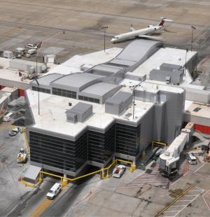 ATL Concourse D Midpoint Expansion