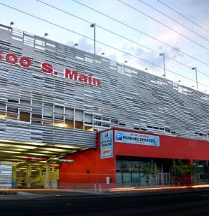 500 South Main Garage