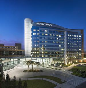 Orlando Regional Medical Center Expansion