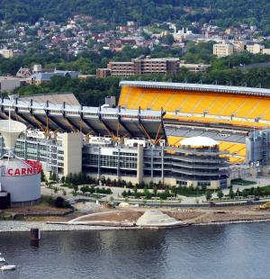 As part the owner's periodic inspection requirements, Walter P Moore performed a structural assessment of Heinz Field, an NFL football stadium and home to the Pittsburgh Steelers. We documented existing conditions and identified items of concern warrantin