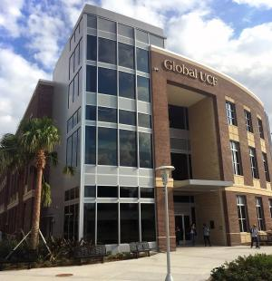 Global UCF Building