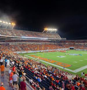 Citrus Bowl Transformation