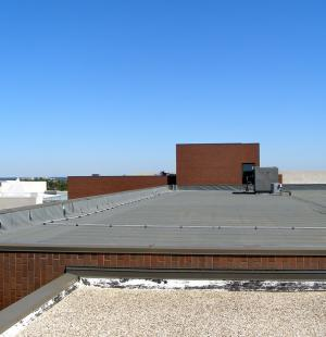 Community College Roofing for Campus Buildings