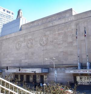 Municipal Auditorium Exterior Restoration