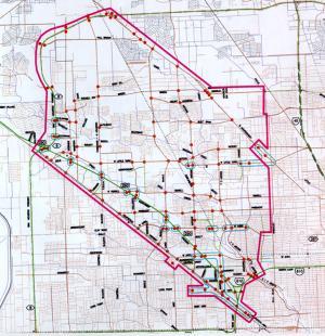 Northwest Corridor Signal System Improvements Phases I & II