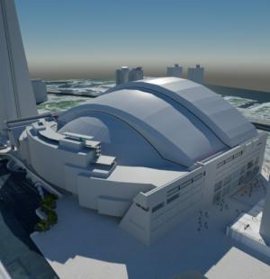 Rogers Centre Virtual Light Study