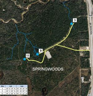 Springwoods Village Storm Water Monitoring Program