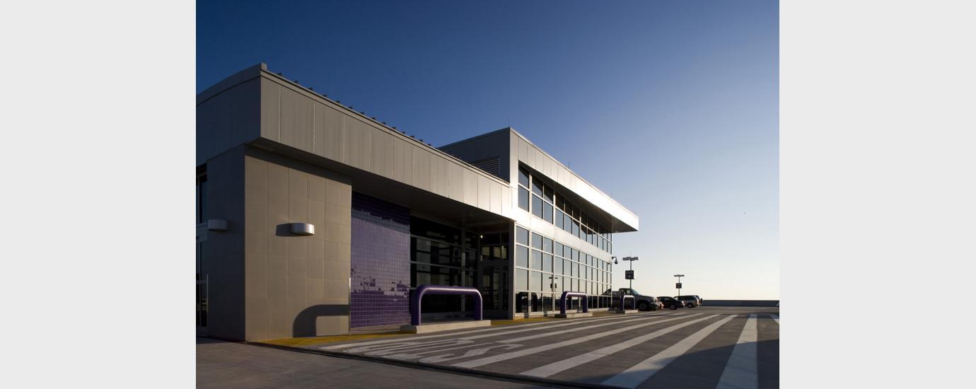 TPA Economy Parking Garage