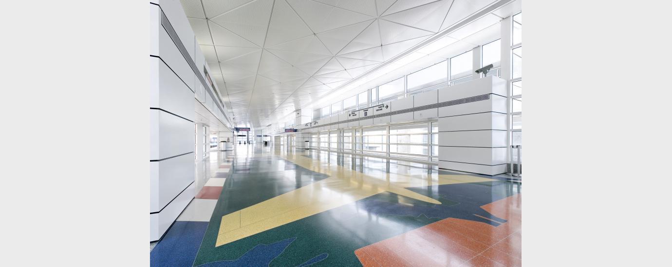 DFW International Airport Terminal D