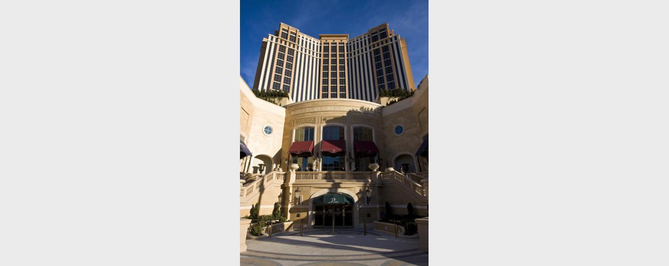 The Palazzo Resort Hotel and Casino