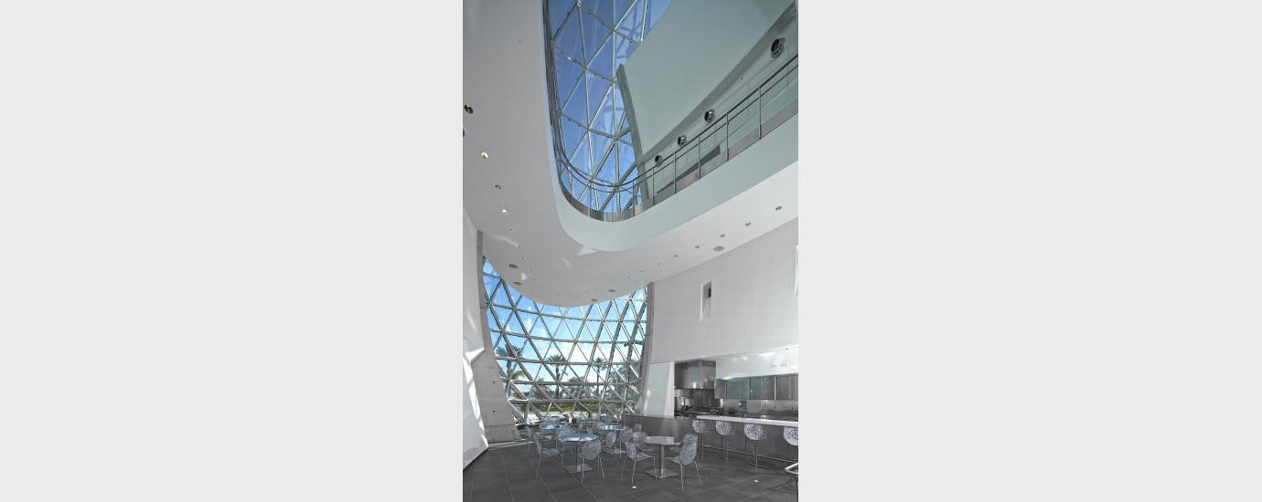 The Dali Museum Cafe
