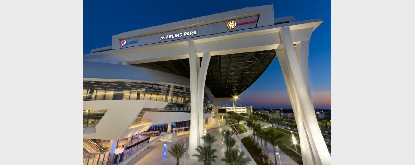Miami Marlins Ballpark