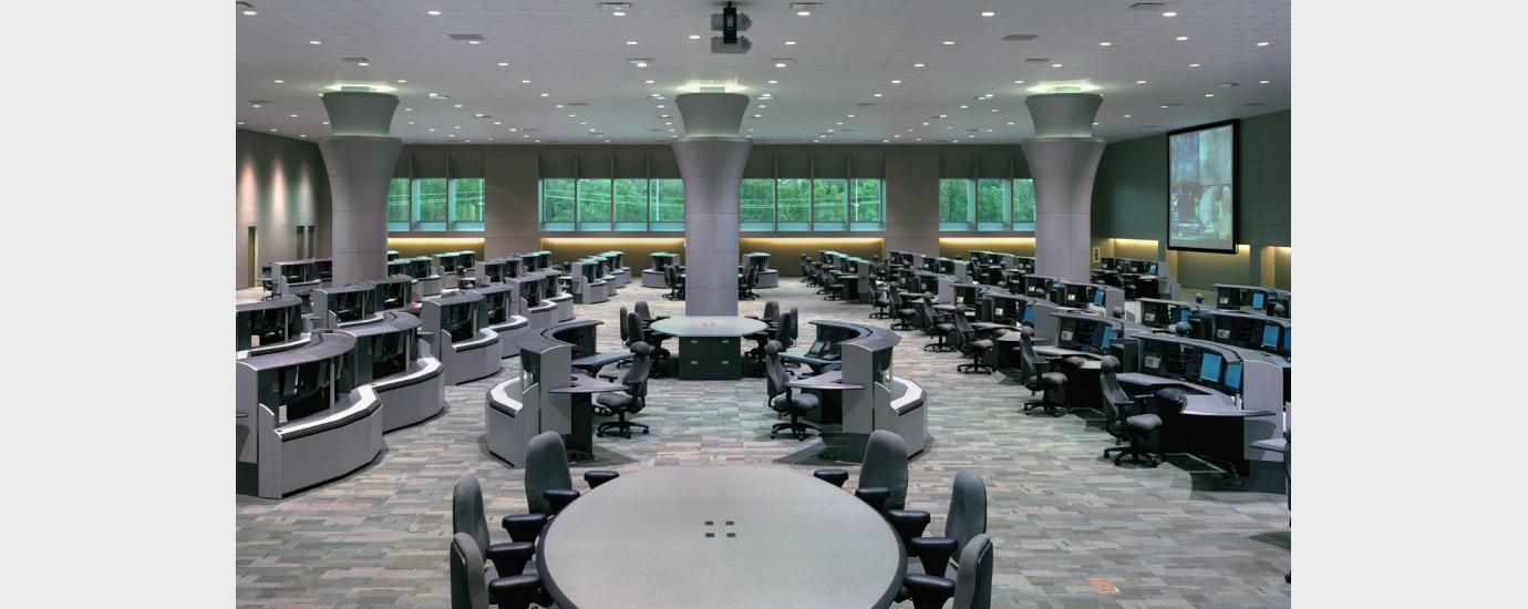 Emergency Operations Center Situation Room