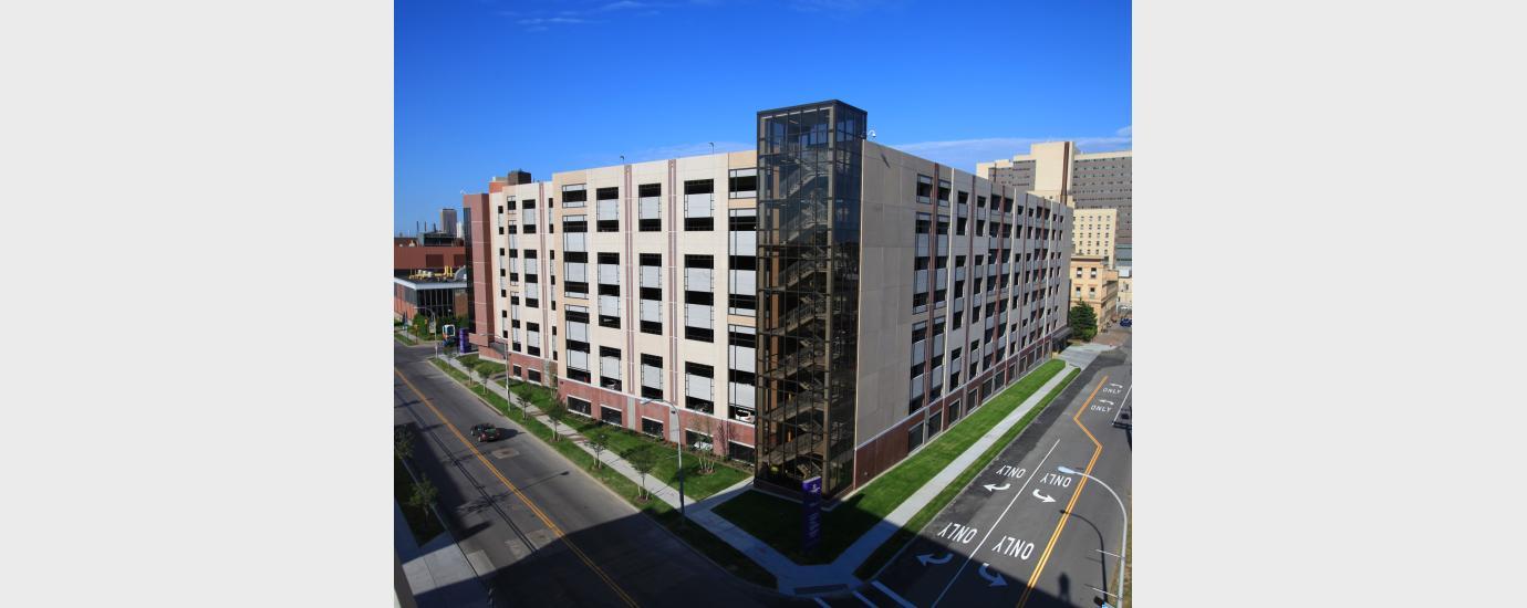 Buffalo Niagara Medical Campus Multi Modal Transportation
