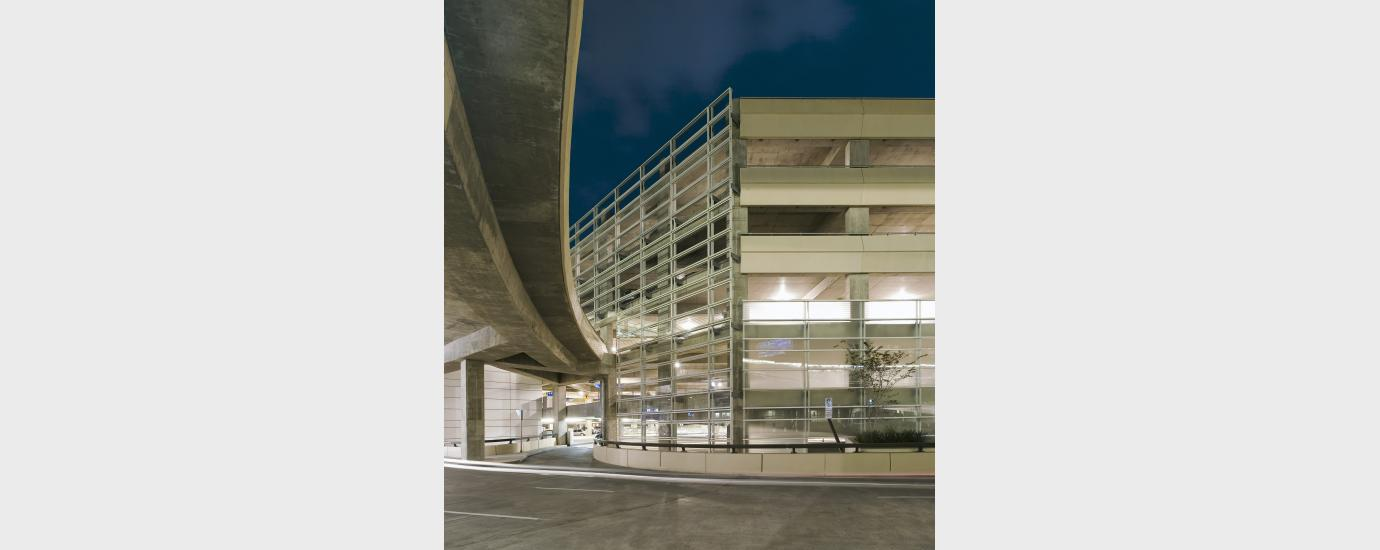 DFW Terminal D Garage