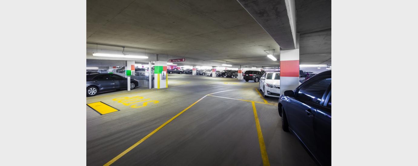 Texas Medical Center Garage 19