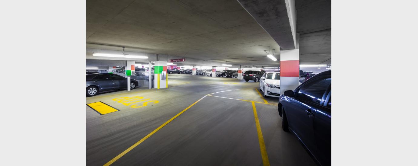 Texas Medical Center Garage 19