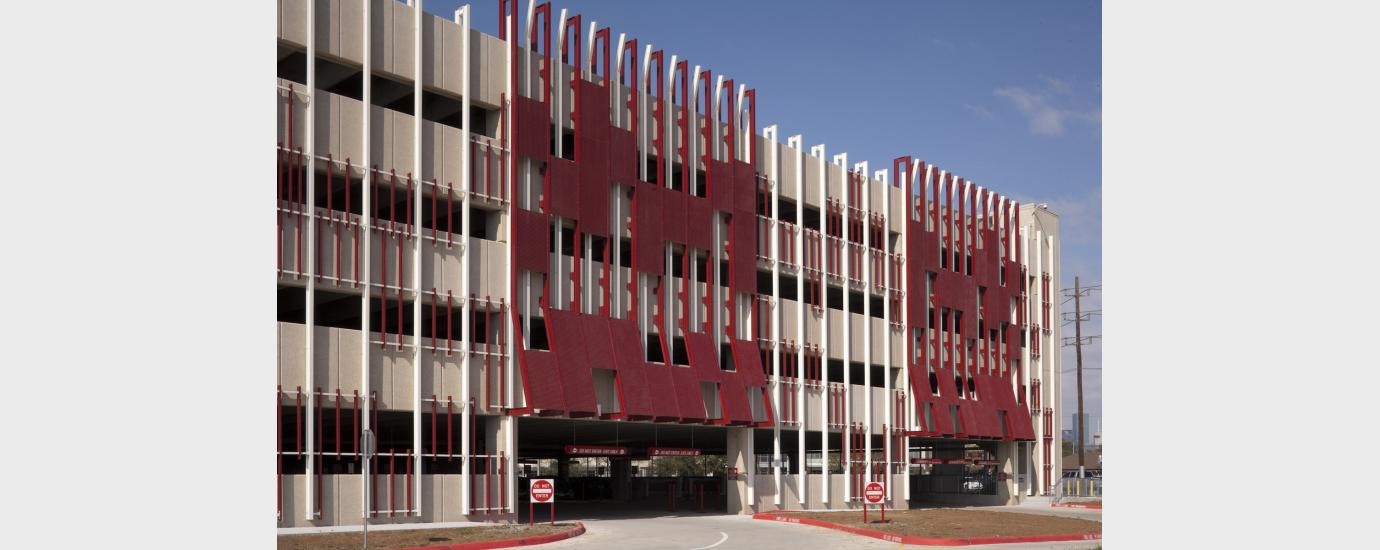University of Houston East Garage
