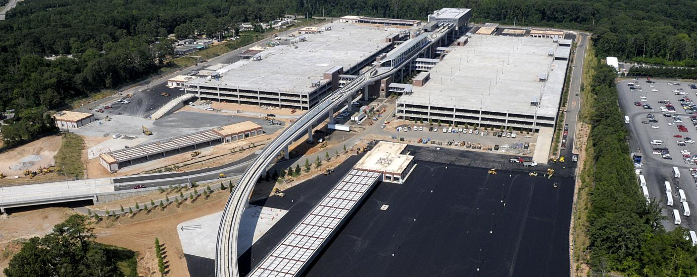 ATL Consolidated Rental Car Center