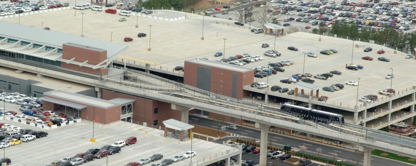 ATL Consolidated Rental Car Center