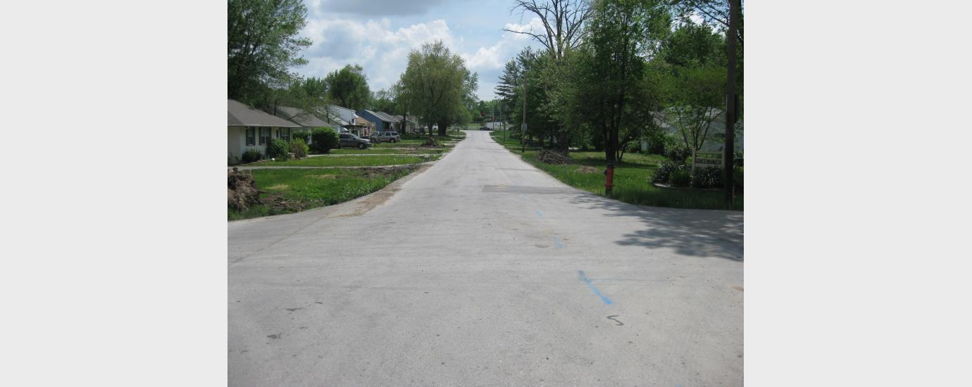 North Indiana Avenue