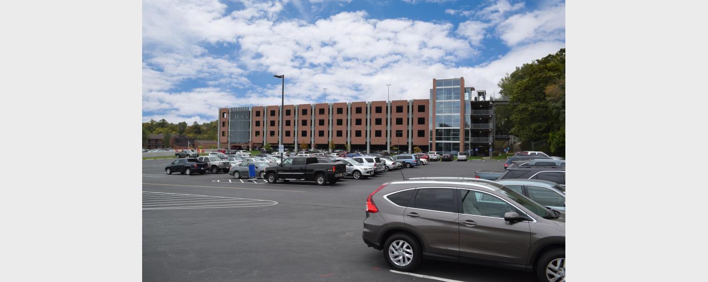 University of Kansas Medical Center Parking Garage No. 3